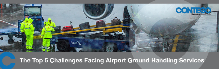 The Top 5 Challenges Facing Airport Ground Handling Services