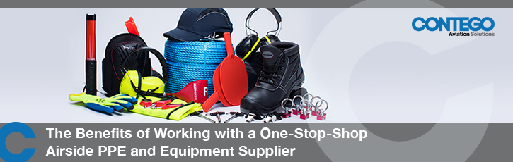 The Benefits of Working with a One-Stop-Shop Airside PPE and Equipment Supplier