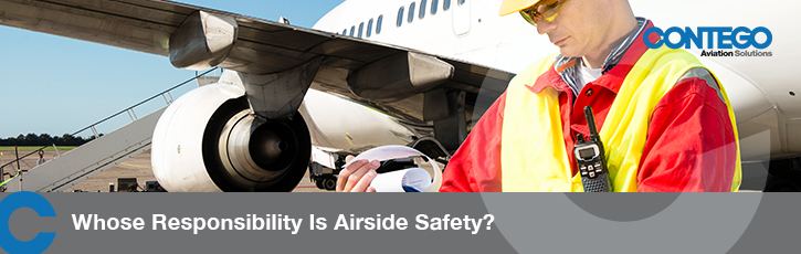 Whose Responsibility Is Airside Safety?