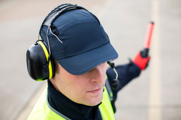 Airside Bump Cap Safety Clothing Supplier