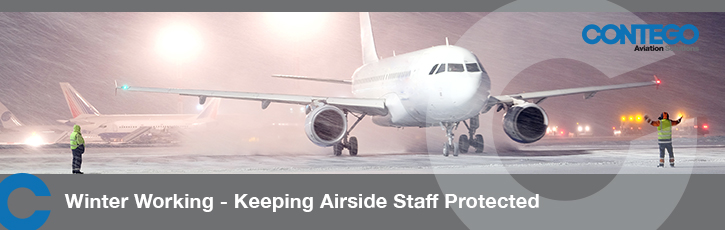 Winter working – keeping airside staff protected