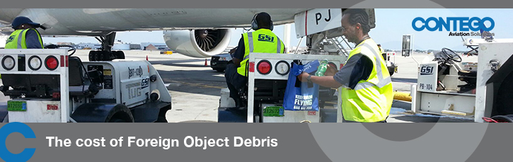 The cost of Foreign Object Debris