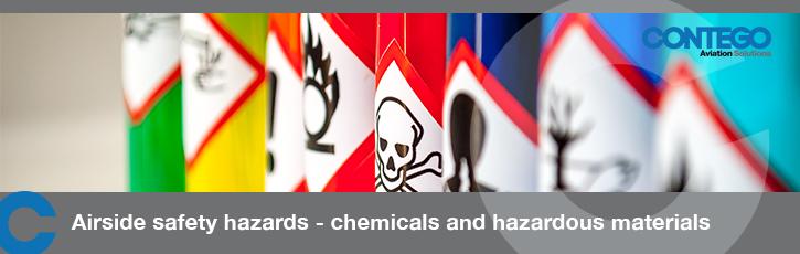 Airside Safety Hazards – Chemicals and Hazardous Materials