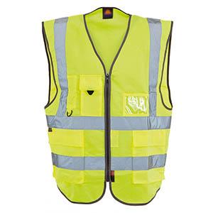 High Visibility Service Vest - HV130