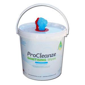 Anti-Bac Sanitising Wipe - PC515