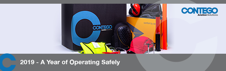 Contego Aviation Solutions – a year of operating safely
