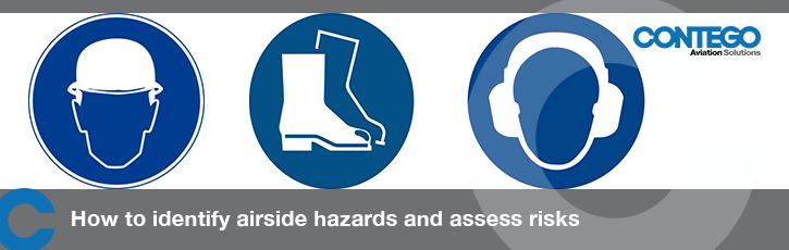 How to identify airside hazards and assess risks