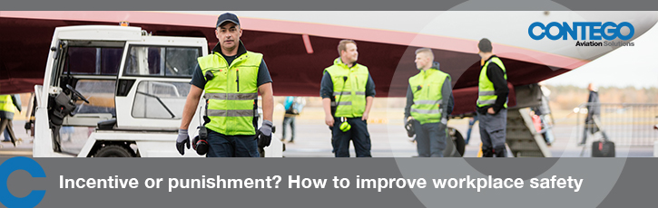 Incentive or punishment? How to improve airside safety