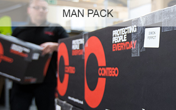 """<h3>Man Pack</h3><p>This highly efficient service offers the ability to track employees' usage as all items are individually assigned, so it makes it easy to identify 'over orders!'</p><p class=""""more-info"""">MORE INFO</p>"""