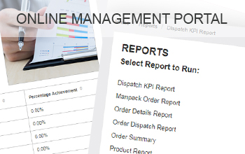 """<h3>Online Management Portal</h3><p>KPI reporting, user usage reports, order tracking, copy invoicing, online customisation, up to 5 logos, man packing option, user order level restrictions and more.</p><p class=""""more-info"""">MORE INFO</p>"""