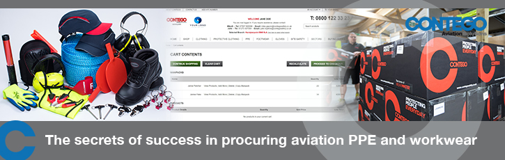 The secrets of success in procuring aviation PPE and workwear