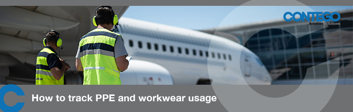 How to track PPE and workwear usage
